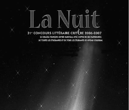 La nuit | 2006-2007