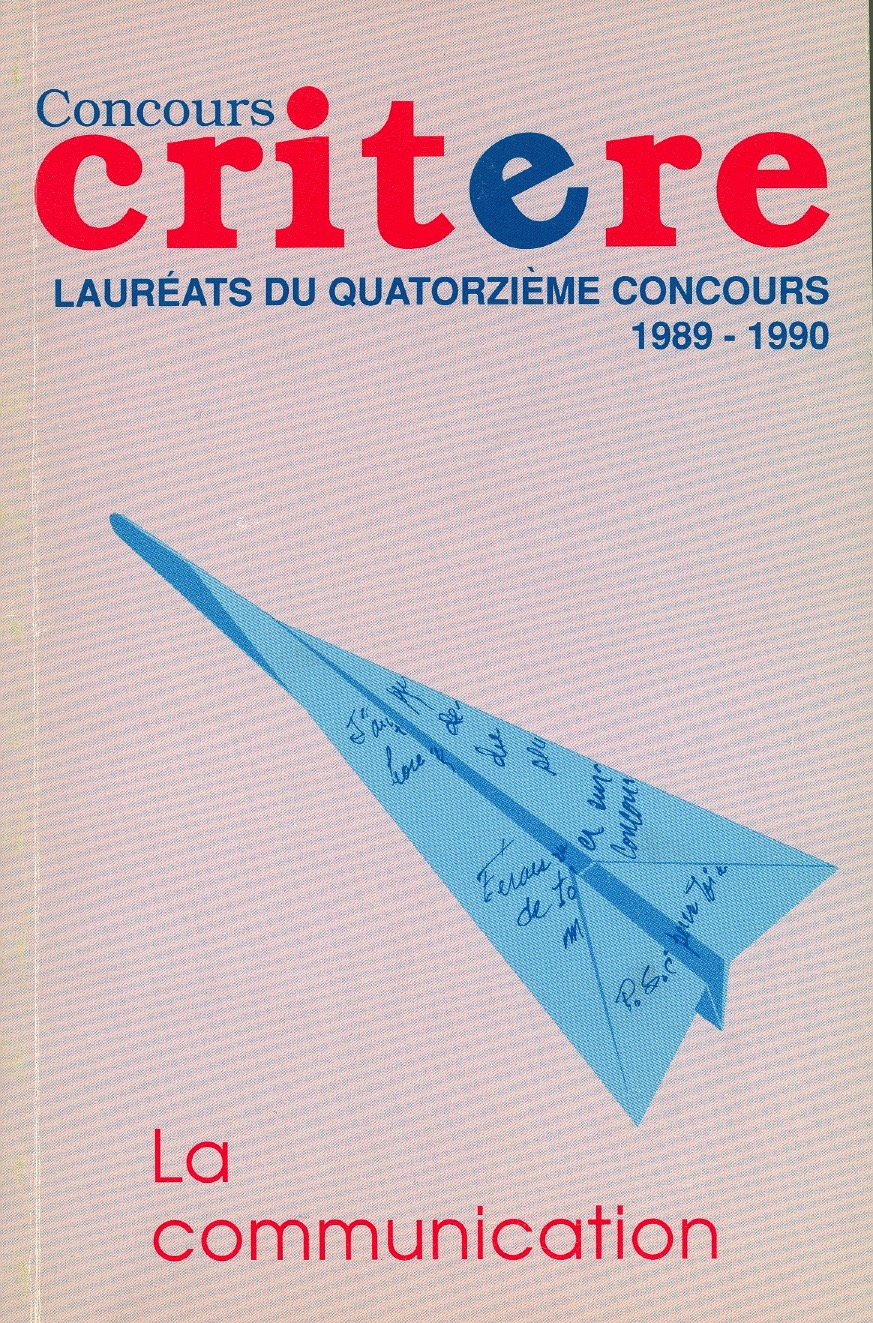 La communication | 1989-1990