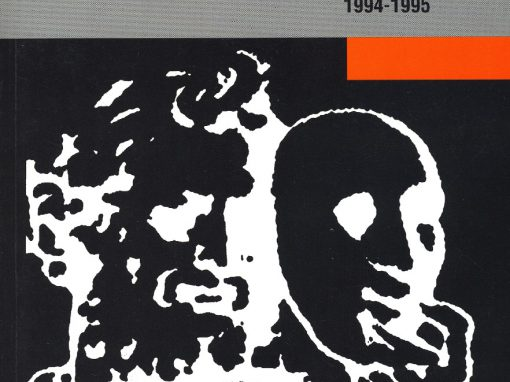 Masques | 1994-1995